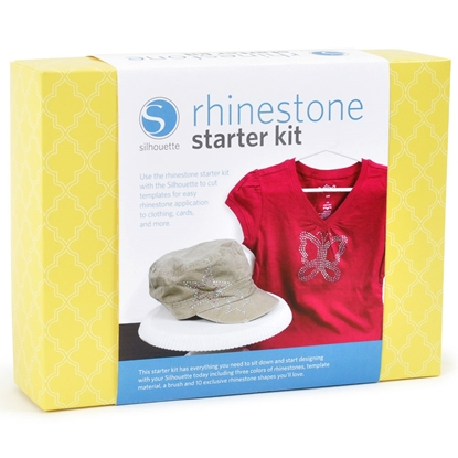 Picture of Silhouette Rhinestone Starter Kit