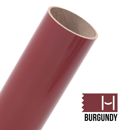 Picture of Oracal 651 Glossy Adhesive Vinyl Burgundy - Small