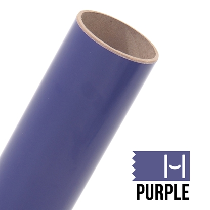 Picture of Oracal 651 Glossy Adhesive Vinyl Purple - Small
