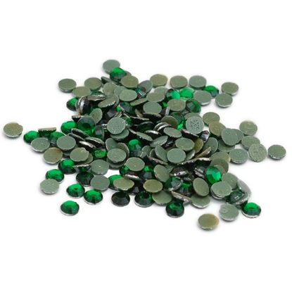 Picture of Silhouette 16ss Emerald Rhinestone Pack - 350 Pieces