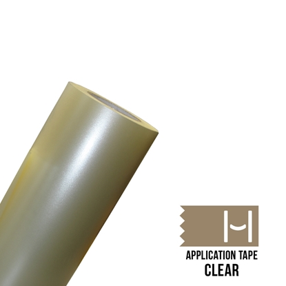 Picture of Happy Face Clear Application Tape - 12""