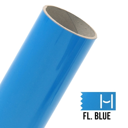 Picture of Siser® EasyWeed™ - Fluorescent Blue 5 Yards