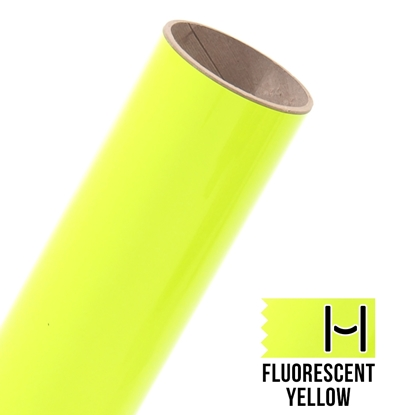 Picture of Siser® EasyWeed™ - Fluorescent Yellow 5 Yards