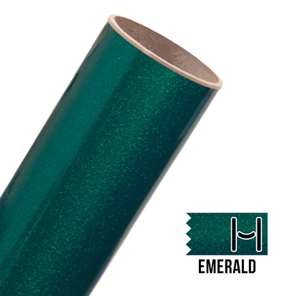 Picture of Glitter Adhesive Vinyl - Emerald