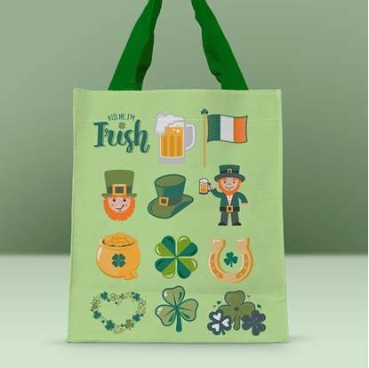 Picture of St. Patrick's Day SVG Cut File Bundle