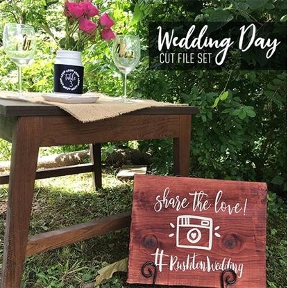 wedding svg cut files