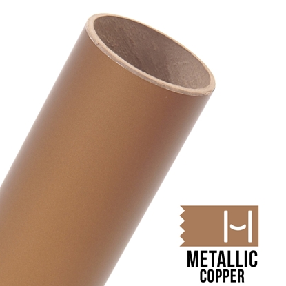 Picture of Oracal 631 Matte Adhesive Vinyl Metallic Copper - Small
