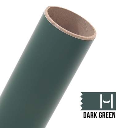 Picture of Oracal 631 Matte Adhesive Vinyl Dark Green - Small