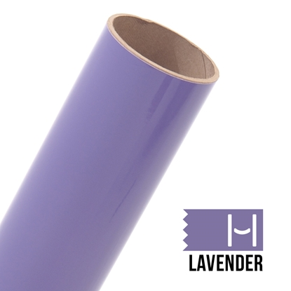 Picture of Oracal 651 Glossy Adhesive Vinyl Lavender - Large