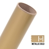 Picture of Oracal 651 Glossy Adhesive Vinyl Metallic Gold - Large