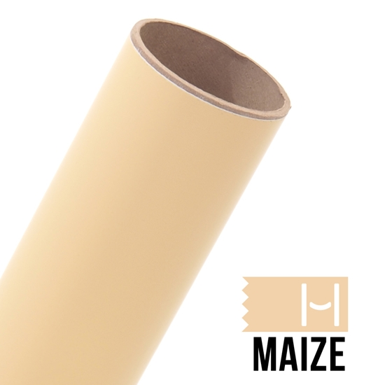 Picture of Oracal 631 Matte Adhesive Vinyl Maize - Large