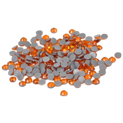 Picture of Silhouette 16ss Orange Rhinestone Pack - 350 Pieces