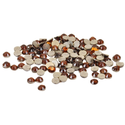 Picture of Silhouette 16ss Topaz Rhinestone Pack - 350 Pieces
