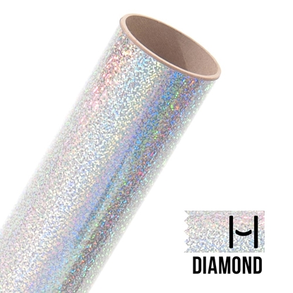 Picture of Happy Crafters Sparkle HTV - Diamond Sparkle