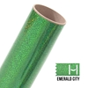 Picture of Happy Crafters Sparkle HTV - Emerald City Sparkle