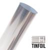 Picture of Happy Face Metallic Iron On Vinyl - Tinfoil Shine