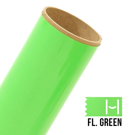 Picture of Siser® EasyWeed™ - Fluorescent Green 5 Yards