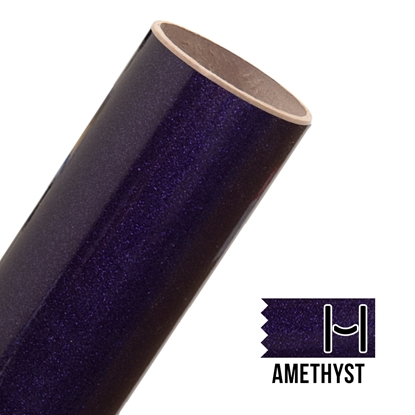 Picture of Glitter Adhesive Vinyl - Amethyst