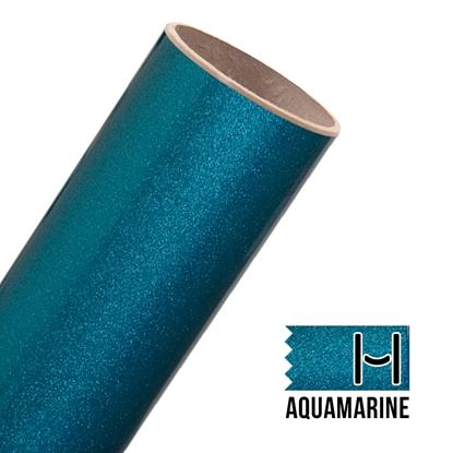 Picture of Glitter Adhesive Vinyl - Aquamarine