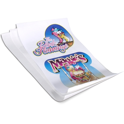 """Picture of JetFlex for Darks ( 8.5"""" x 11"""" Sheets) - 25 Sheet Pack"""