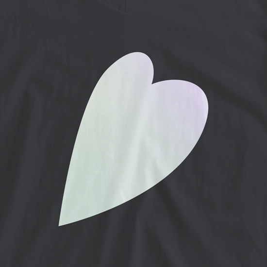 Picture of Happy Crafters Metallic Heat Transfer Vinyl - Pearlescent