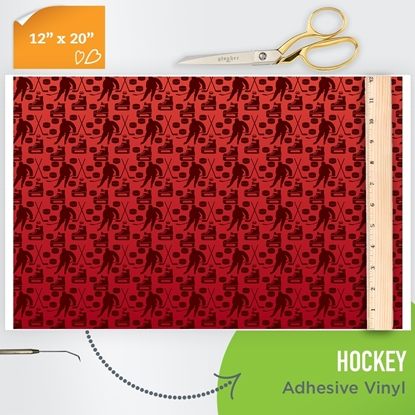 hockey-pattern-adhesive-vinyl