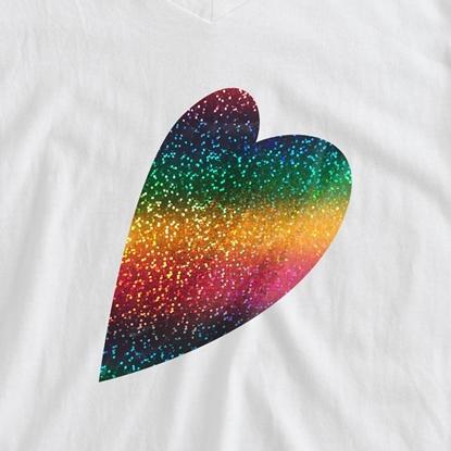 holographic rainbow htv