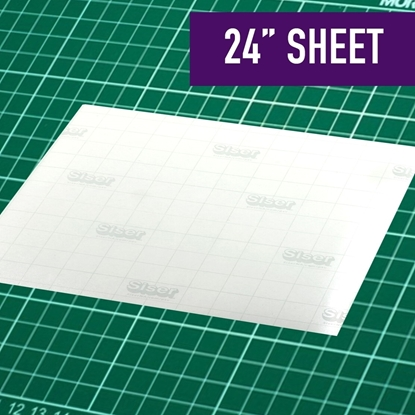 "Picture of Siser® EasyPSV™ Application Tape - 24"" sheet"