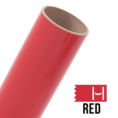 Picture of Oracal 651 Glossy Adhesive Vinyl Red - 10 Yard Roll