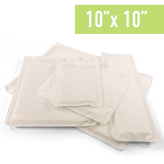 """Picture of Heat Transfer Pillow 10""""x10"""""""