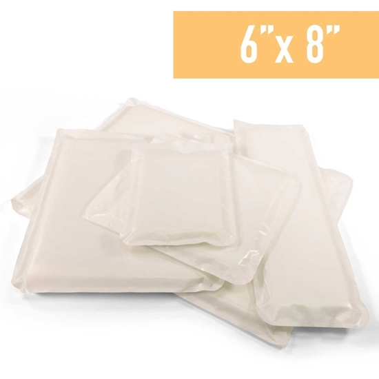 """Picture of Heat Transfer Pillow 6""""x8"""""""