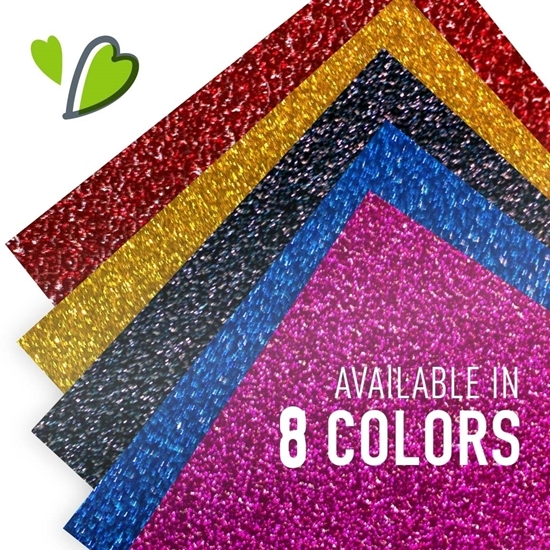 """Picture of Siser® Twinkle 12""""x20"""" Sheets"""