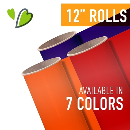"""Picture of Siser® EasyWeed® Matte - 12"""" Wide Roll"""